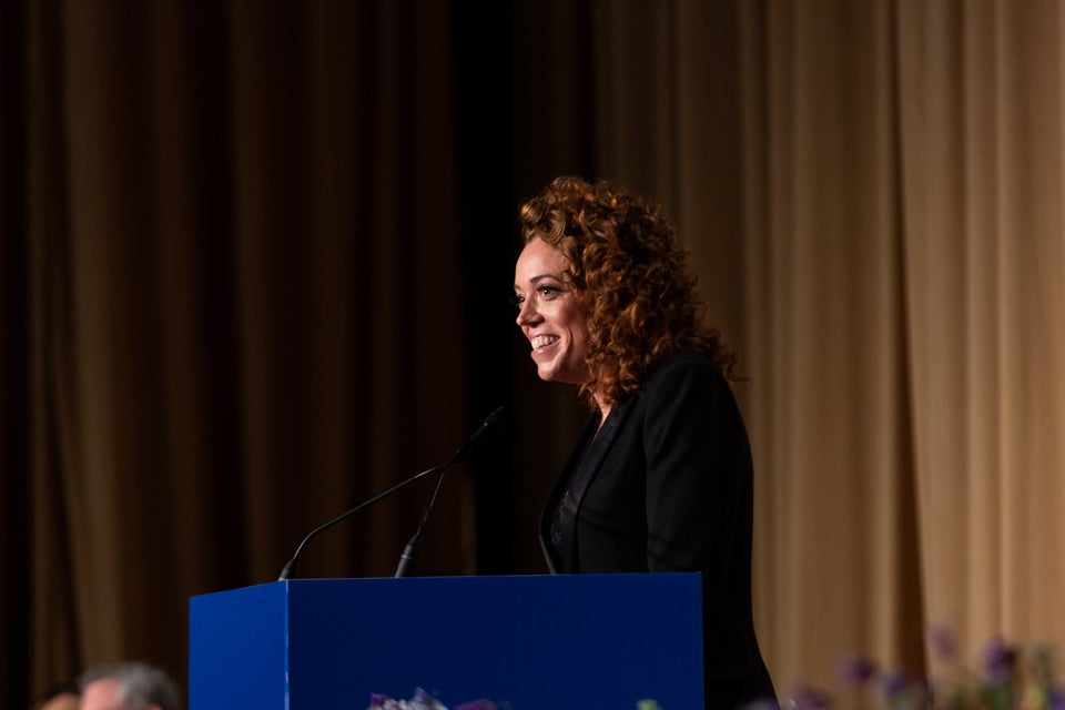 Comedian Michelle Wolf Rejects Criticism That She Mocked Sarah Huckabee Sanders' Looks