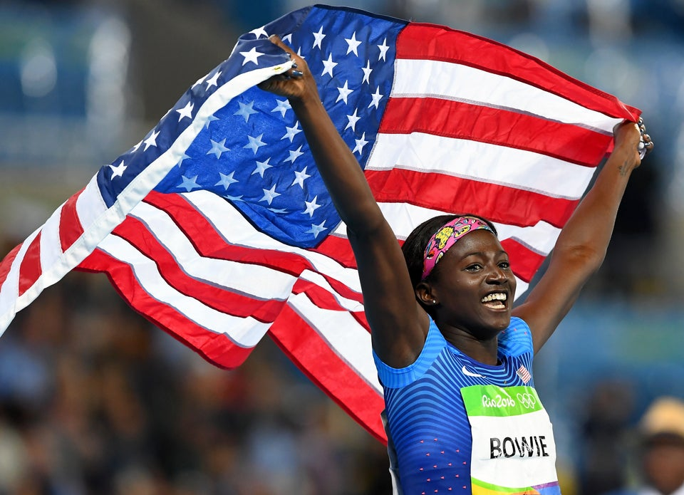 The Secret To Olympic Medal Winner Tori Bowie's Flawless Skin