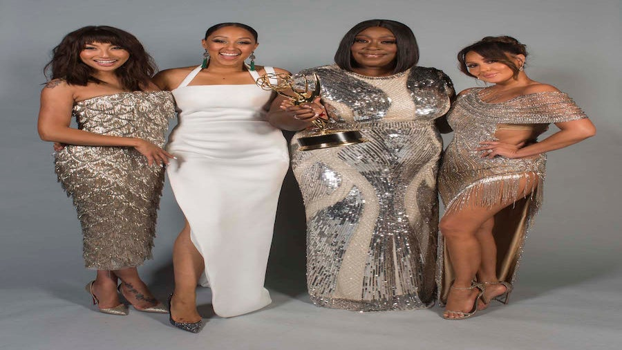 The Ladies Of 'The Real' Were Left Speechless After Daytime Emmy Win