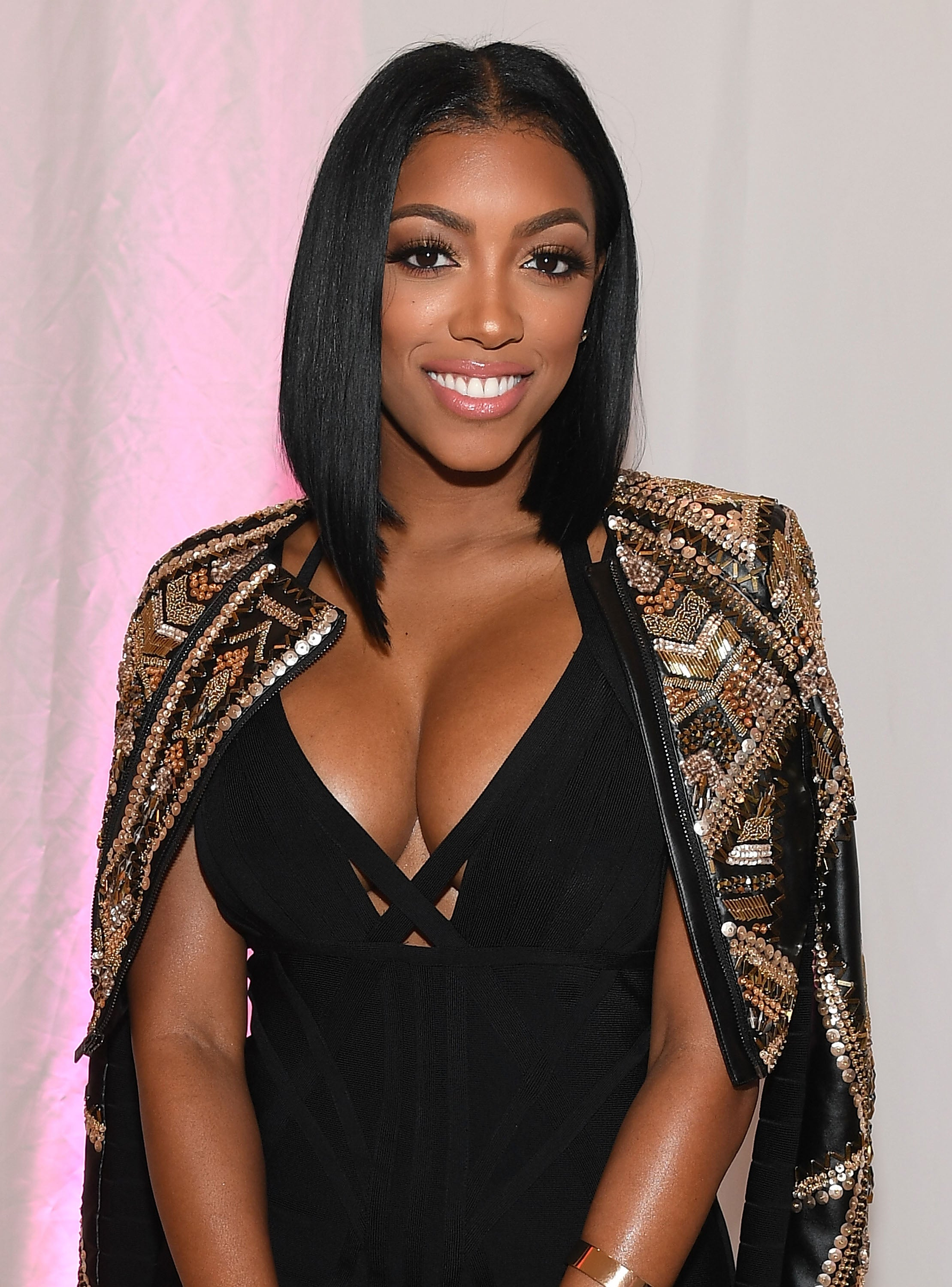 Porsha Williams Has A New Hair Color And Its Red Hot Essence