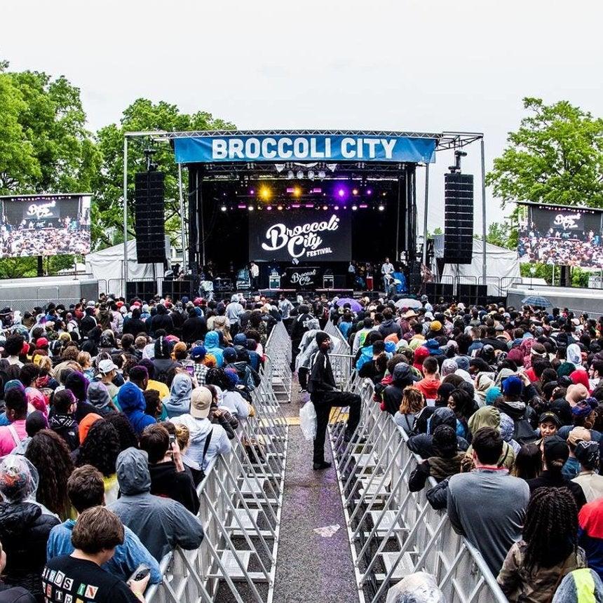 Childish Gambino, Teyana Taylor, and Ella Mai To Headline Broccoli City Festival