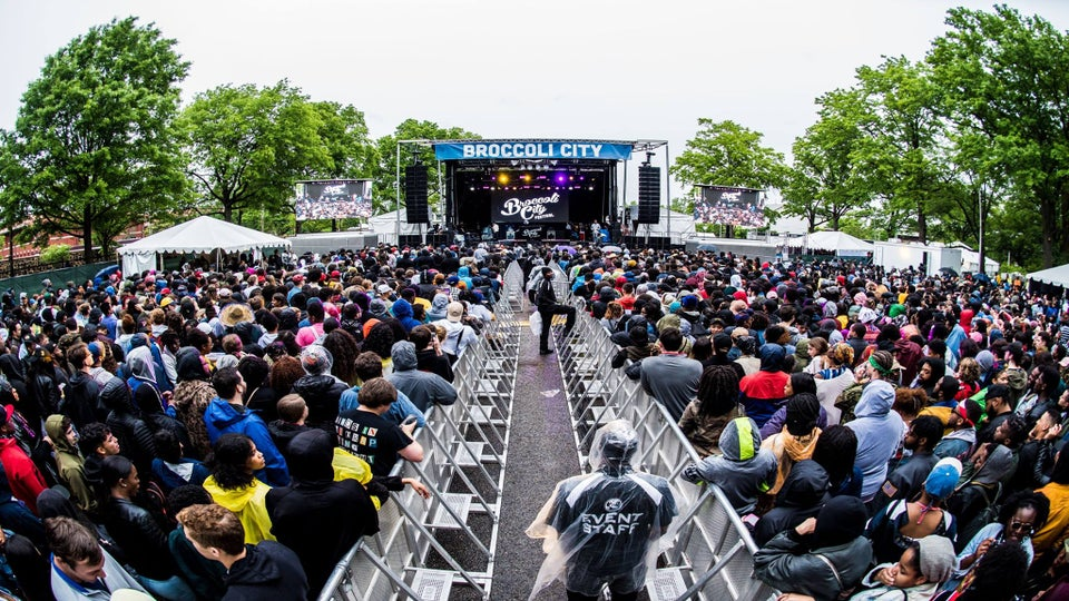 Marrying Wellness And Hip-Hop: How Brandon McEachern Transformed The Festival Scene With Broccoli City