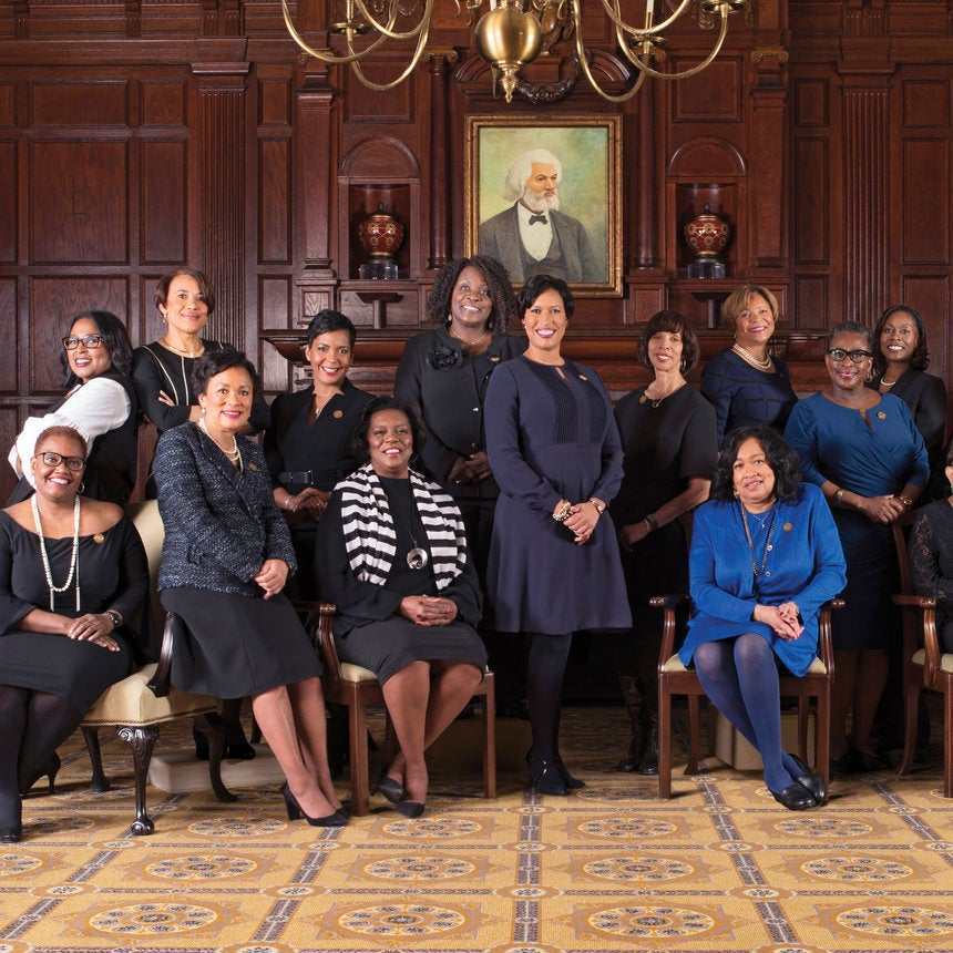 Woke 100: Majority Of Black Women Mayors Across The Nation Gather For Special Portrait