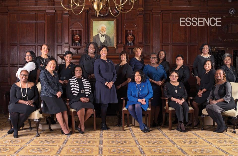 Woke 100: Majority Of Black Women Mayors Across The Nation Gather For Special Portrait