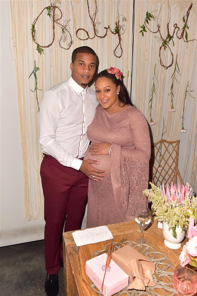 Tia Mowry Hardricts Second Baby Shower Photos Essence