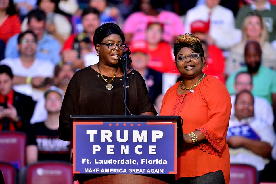 Why Are Congressional Republicans So Concerned About Controversial Trump Supporters Diamond and Silk?