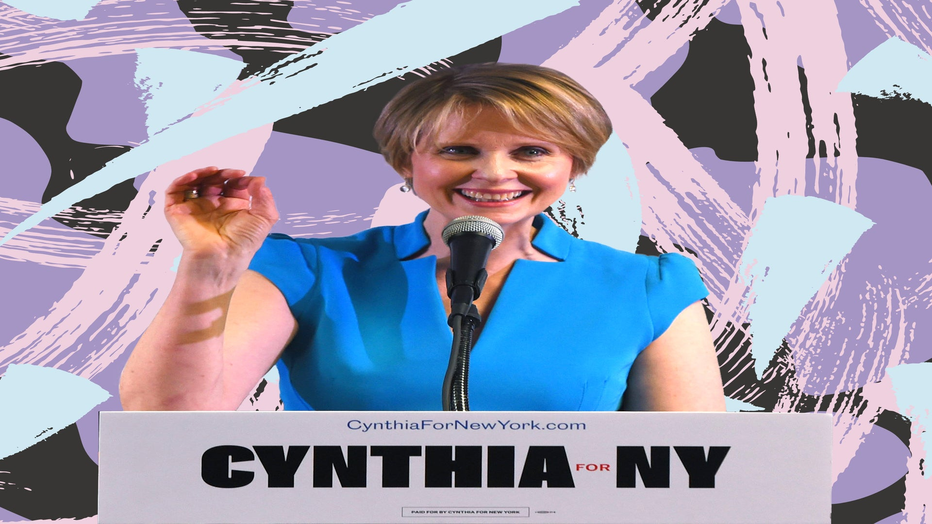 OP-ED: Here's Why We Shouldn't Cancel Cynthia Nixon