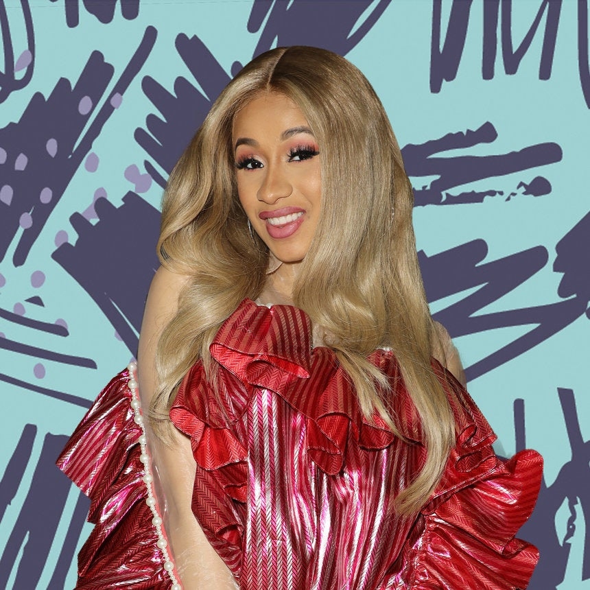 11 Times Cardi B Fashionably Hid Her Beautiful Baby Bump
