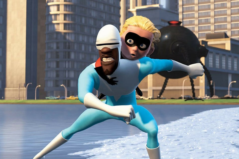 The Reason We NeverSee Frozone's WifeHoneyIn 'The Incredibles' Is Raising Eyebrows