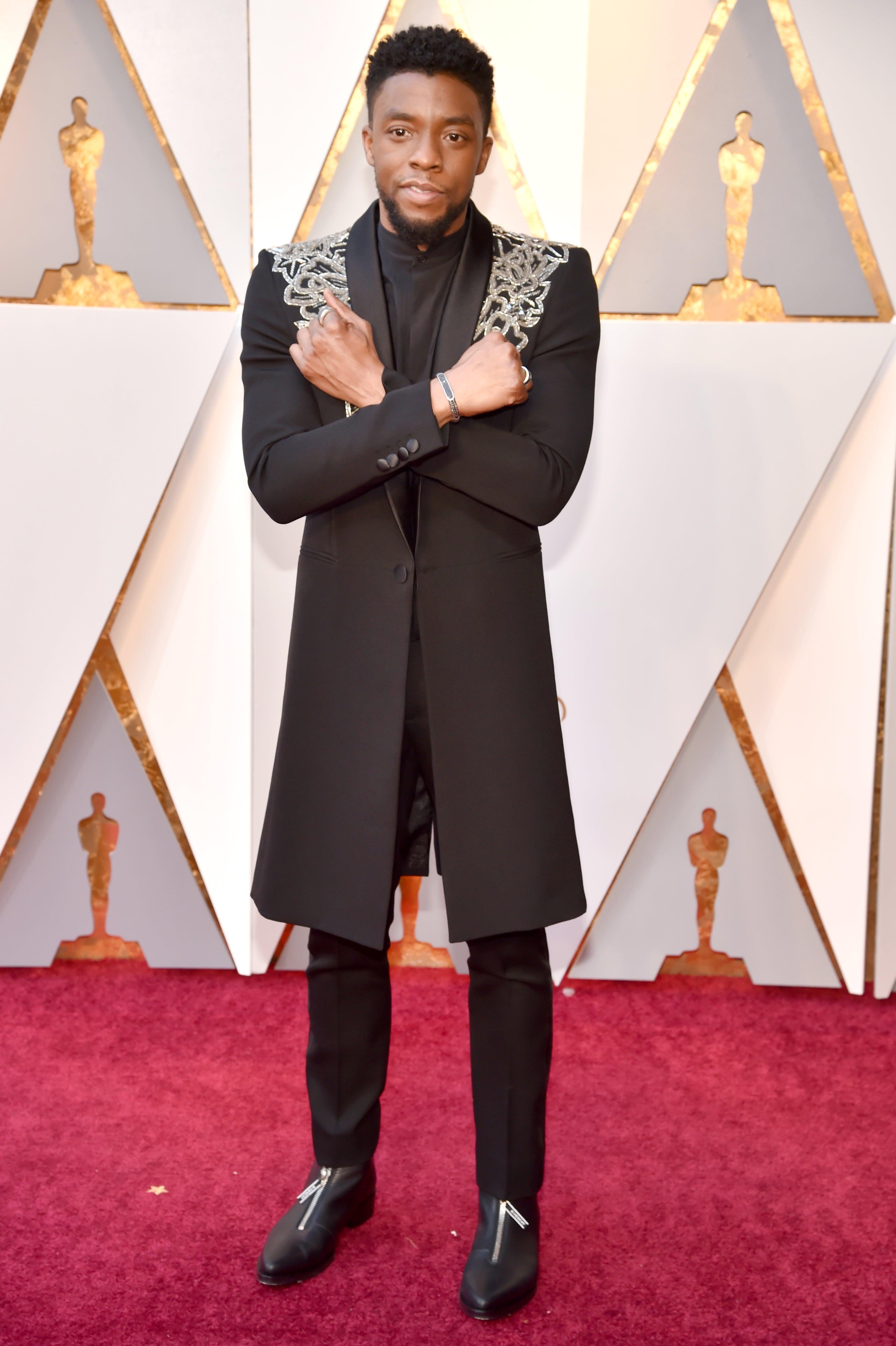 Chadwick Boseman Addresses Wakanda Never Viral Memes