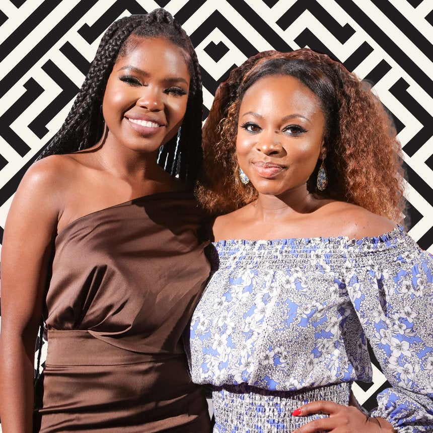Naturi Naughton And Ryan Destiny Tell Us How To Keep Your Hair Laid And Your Make Up Flawless In The Heat