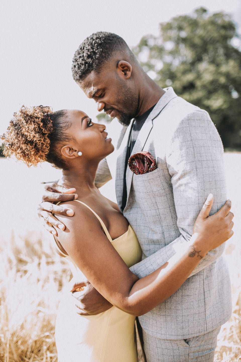 Insta Couple Crush Of The Week: Karl And Cassie Lokko's Woke Wedding Photos Went Viral and Now They Have A Baby On The Way