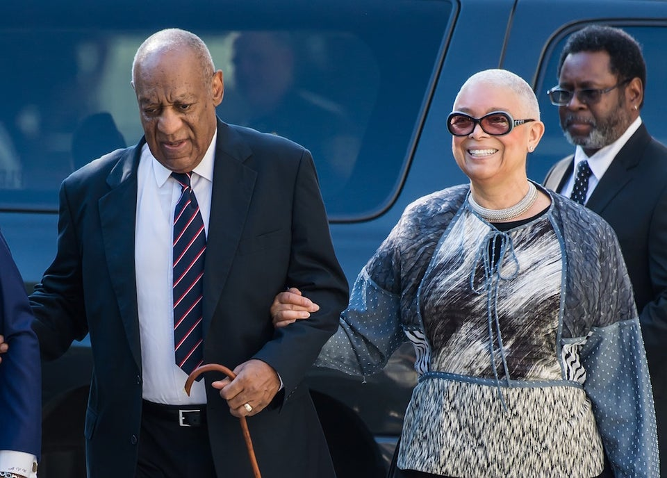 Camille Cosby Defends Husband, Says Bill Cosby Was The Victim Of 'Lynch Mobs'