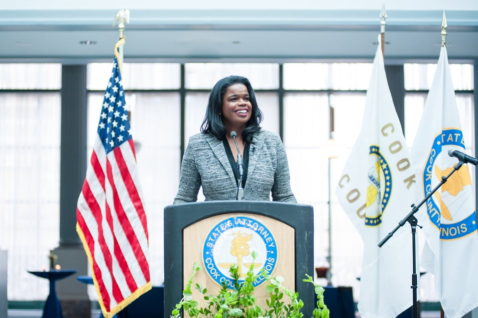 Cook County State's Attorney Kim Foxx Isn't Leaving Criminal Justice Reform Behind In 2018