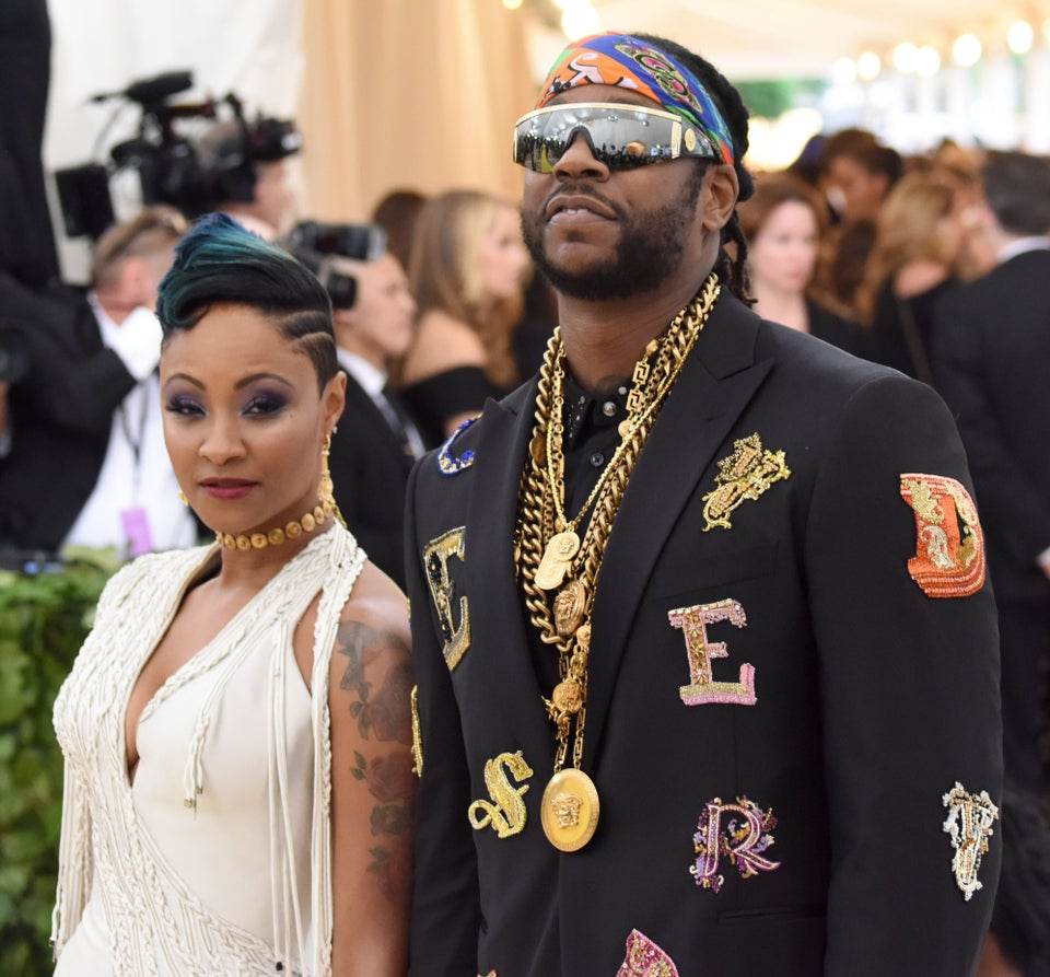 Aww! Rapper 2 Chainz Proposed To His Wife (Again!) On The 2018 Met Gala Red Carpet