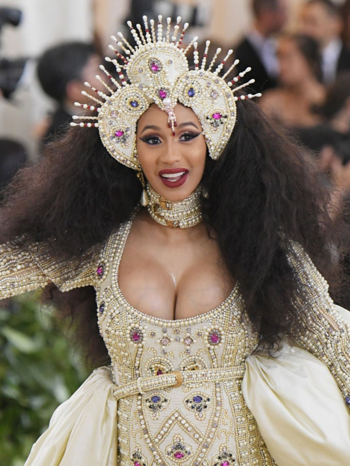 Cardi B Confirms She's Expecting A Baby Girl