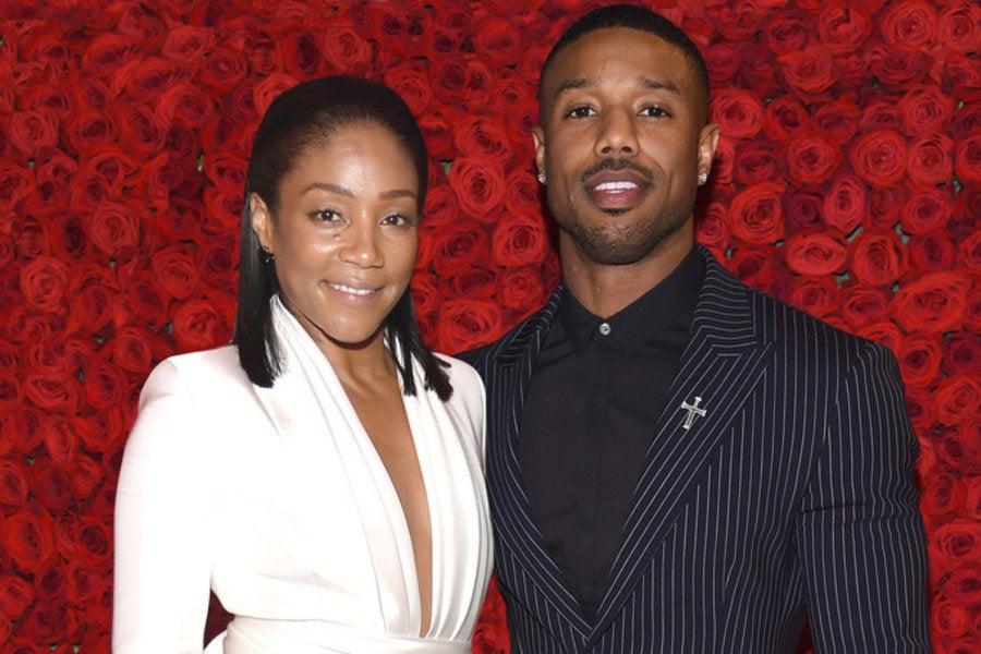 Tiffany Haddish Really Wanted To Dance With Michael B. Jordan At ...