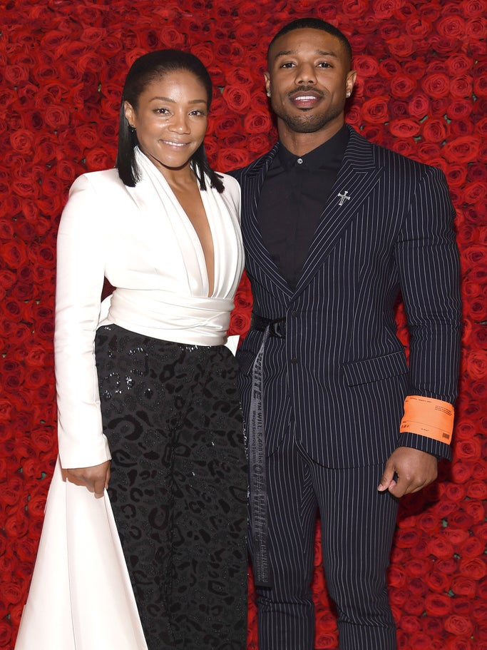 Like All Of Us, Tiffany Haddish Is Trying To Shoot Her Shot With Michael B. Jordan