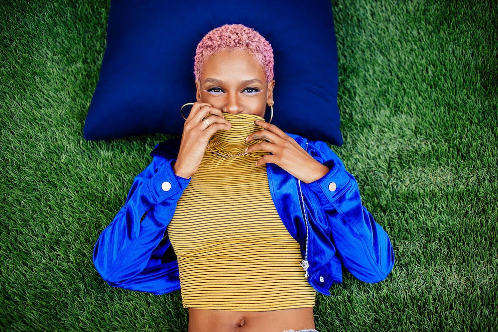 Singer Tiara Thomas Shares The Video For 'I Need' And Dishes On New EP 'FWMM'