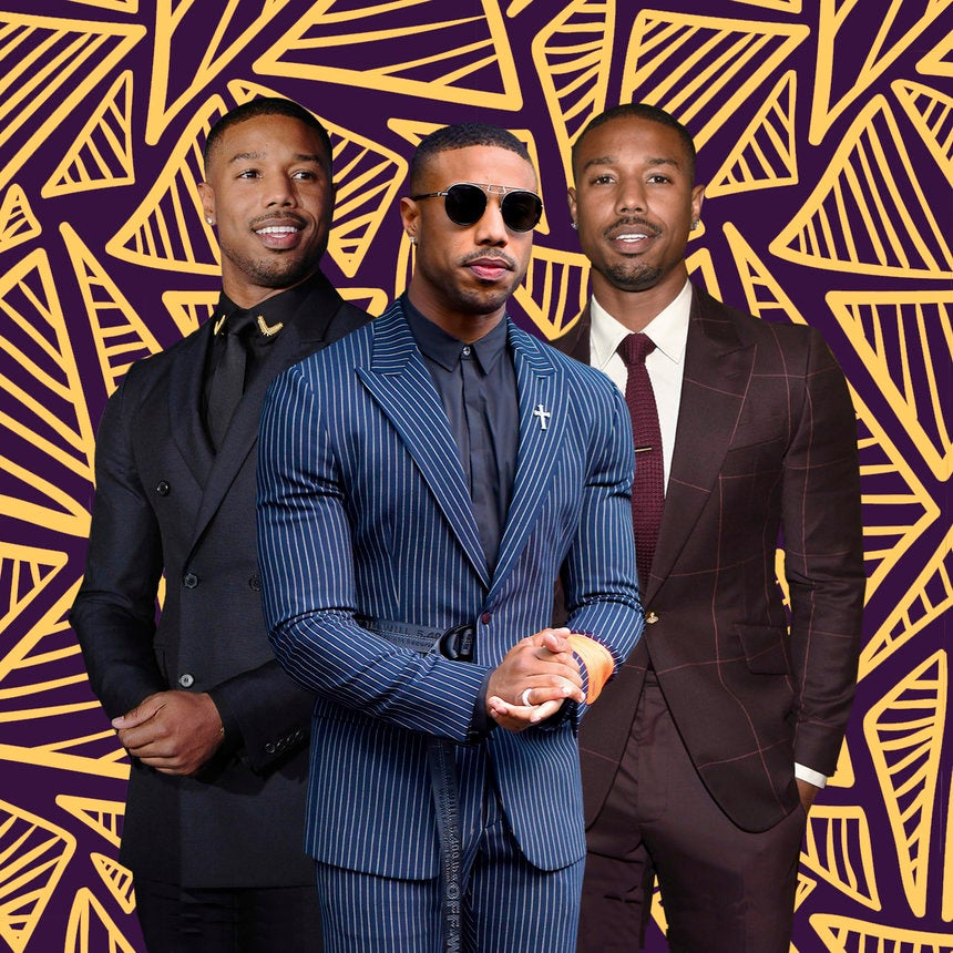 Every Single Time Michael B. Jordan Wore A Suit And Made Us Swoon