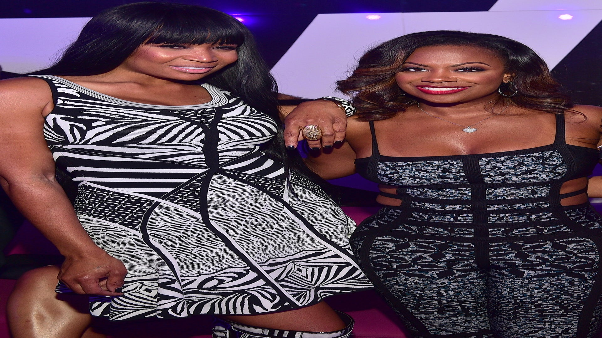 Kandi Burruss Reportedly Producing Reality Show Starring Marlo Hampton