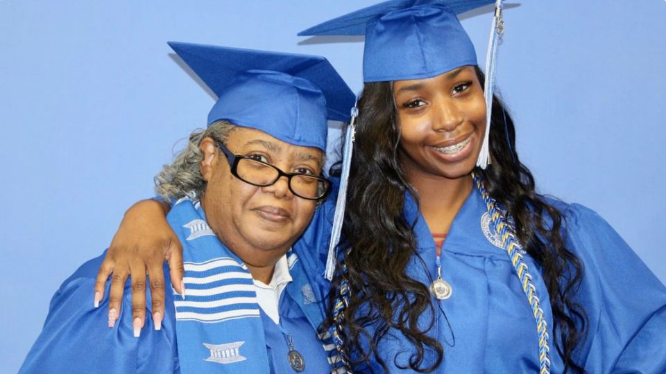 Black Excellence: This Grandmother-Granddaughter Duo Just Graduated College Together
