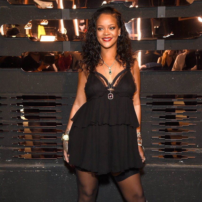 Whips and Handcuffs, Anyone? Rihanna's Lingerie Line Ups Its Sexiness With New Xccessories