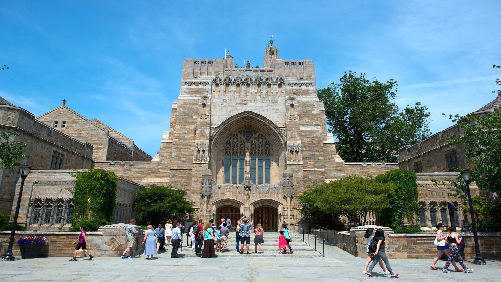 Napping While Black? White Yale Student Called Cops On Black Student Sleeping In Common Room