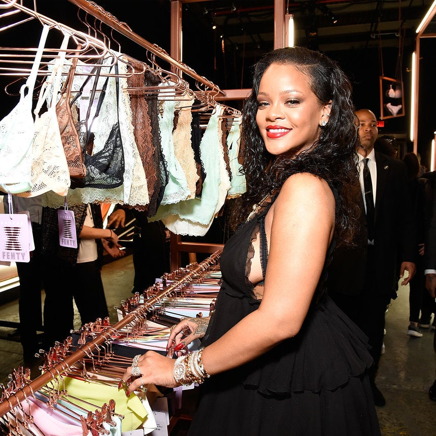 Rihanna's Savage x Fenty Collection Has Arrived And It Lives Up To The Hype