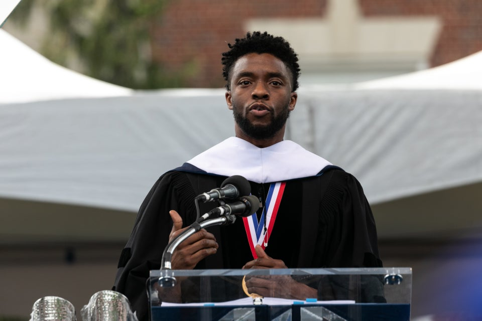 Words Of Wisdom: Black Celebs Give Life AdviceIn 2018 Commencement Speeches