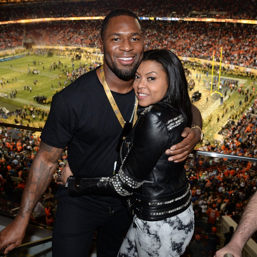 Every Time We Think Taraji P. Henson And Her Gorgeous Fiancé Couldn't Be Any Cuter...THIS Happens