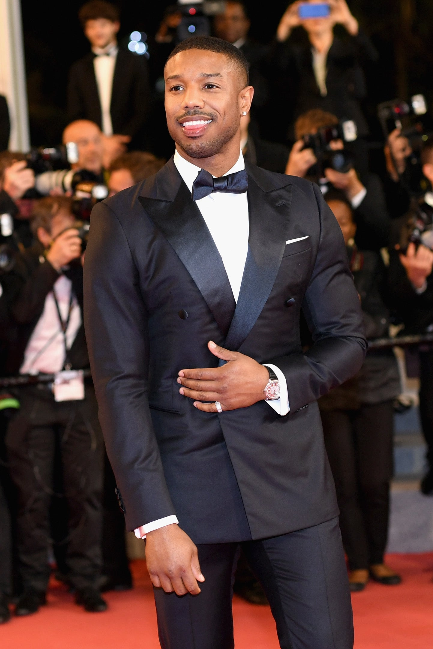 Michael B. Jordan Says Rumors That He Doesn't Have Love For Black Women 'Couldn't Be Further From The Truth'