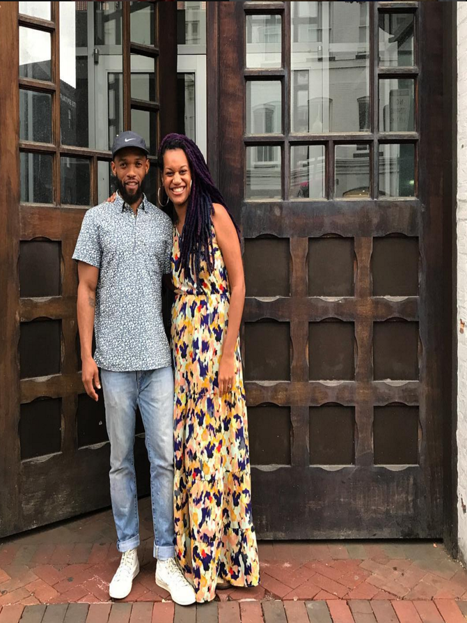 Couple Crush Of The Week: Brandi And Chris Use Their Marriage As A Ministry