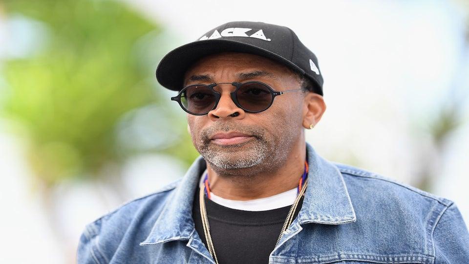 Spike Lee Slams Trump At Cannes: 'That Motherf–ker Didn't Denounce The Klan'