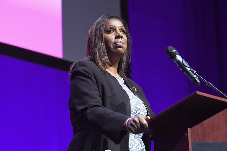 Letitia James Hopes To Make History As New York's First Black Attorney General