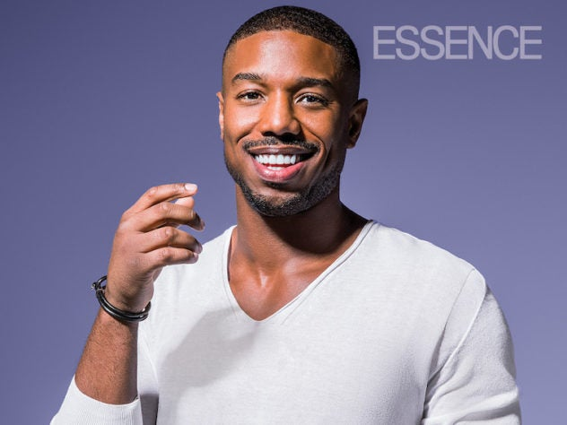 We Found Out Exactly How To Apply To Be Michael B. Jordan's 'Baby Oil Lady' (You're Welcome!)