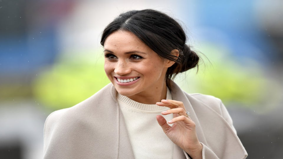 The Quick Read: Meghan Markle Asks Prince Charles To Walk Her Down The Aisle