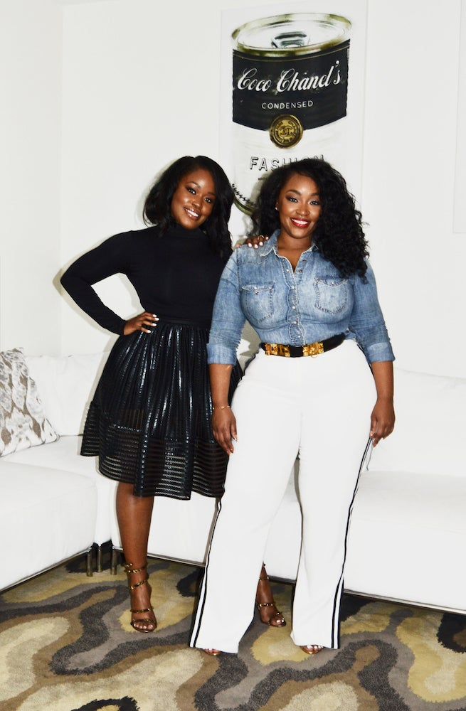 Sisters Miatta David Johnson And Massah David Are The Team Behind Some Of Hollywood's Best Parties