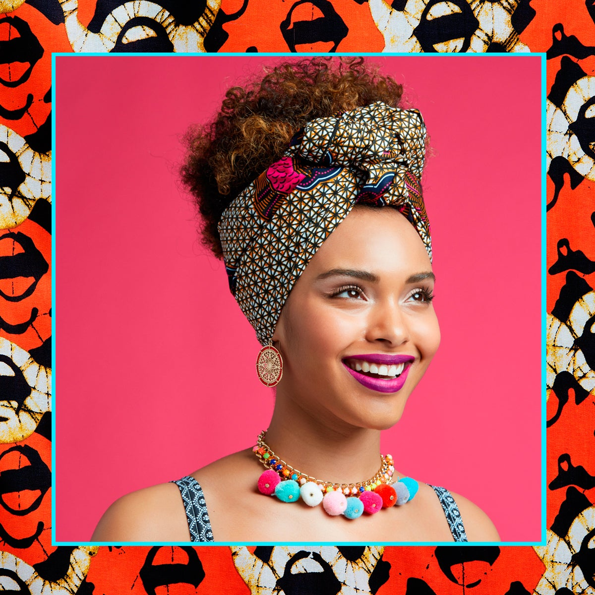 Head Wraps 101: How To Tie The Perfect Double Knot Head Wrap