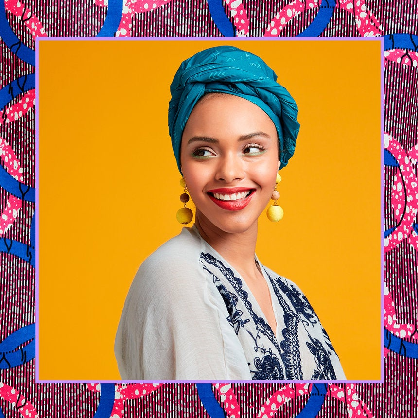 Head Wraps 101: How To Tie The Perfect Twisted Crown Head Wrap