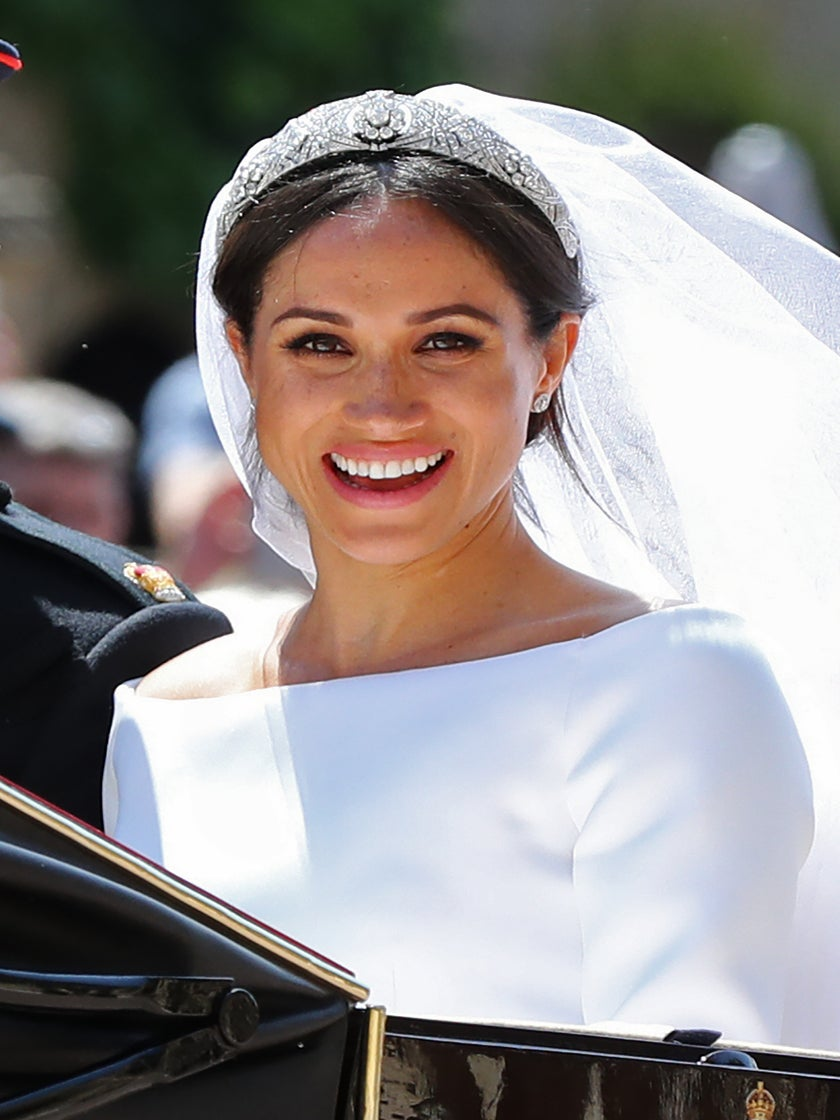Meghan Markle's Bridal Beauty Look Was Natural And Understated, And We Love It