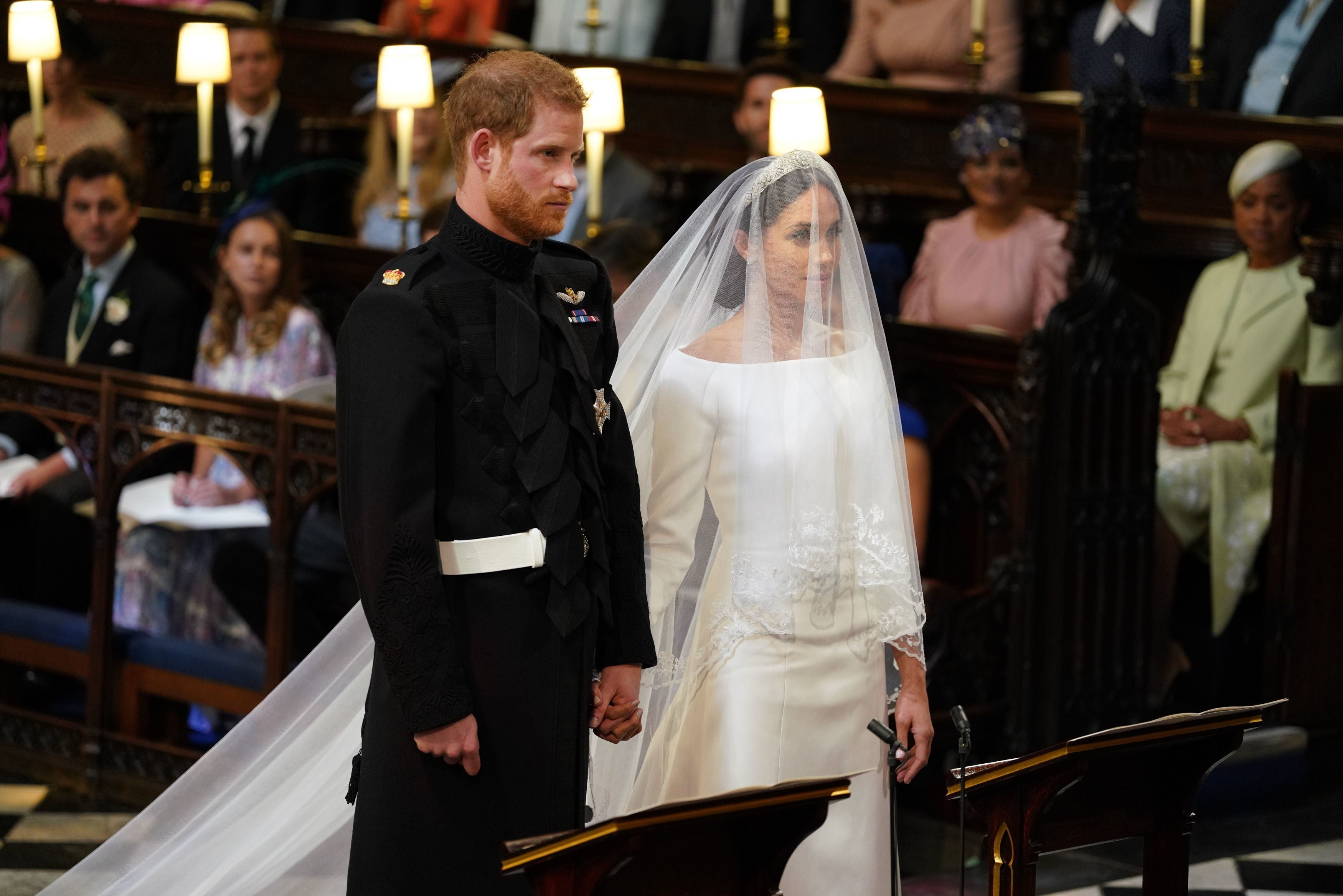 How Meghan Markle Made Sure Her Blackness Was Represented At The Royal Wedding