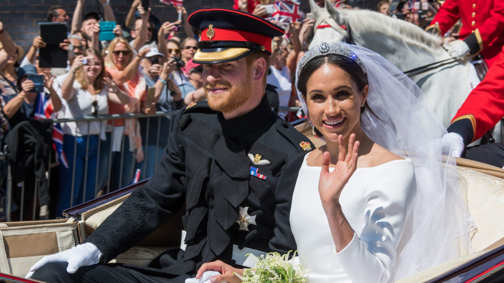 Baby Love! Meghan Markle and Prince Harry Are Expecting Their First Child