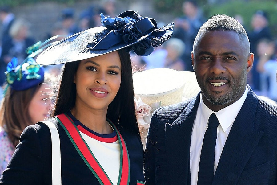 Celebrities At Royal Wedding.The Royal Wedding Celebrity Guest List Was Filled With Black