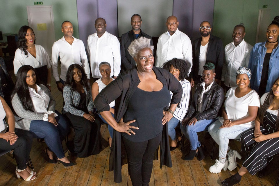 The Gospel Choir That Performed At The Royal Wedding Lands Record Deal