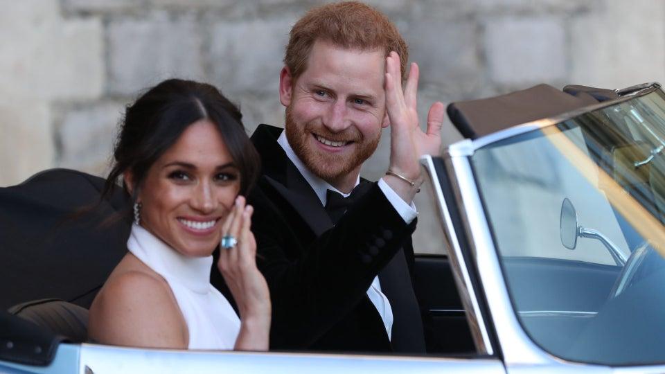 Prince Harry and Meghan Markle Sent Idris Elba This Pricey Wedding Gift