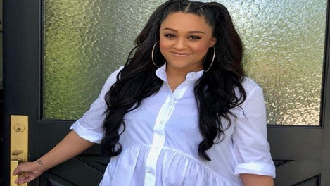 Tia Mowry-Hardrict Pushes Back On Post-Baby Body Pressures: 'I Still Have A Belly'