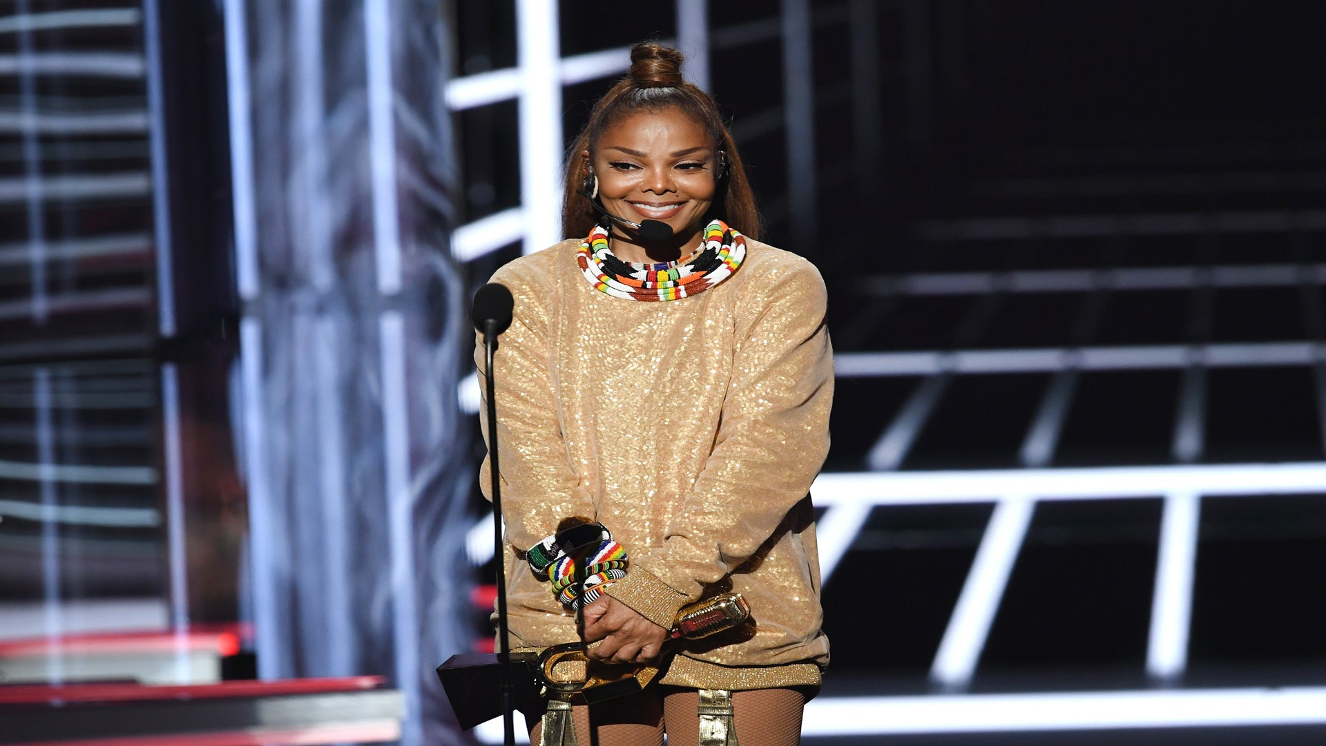 Janet Jackson's Epic Performance And Powerful Speech As The First Black Woman To Receive The Billboard Icon Award Was Right On Time