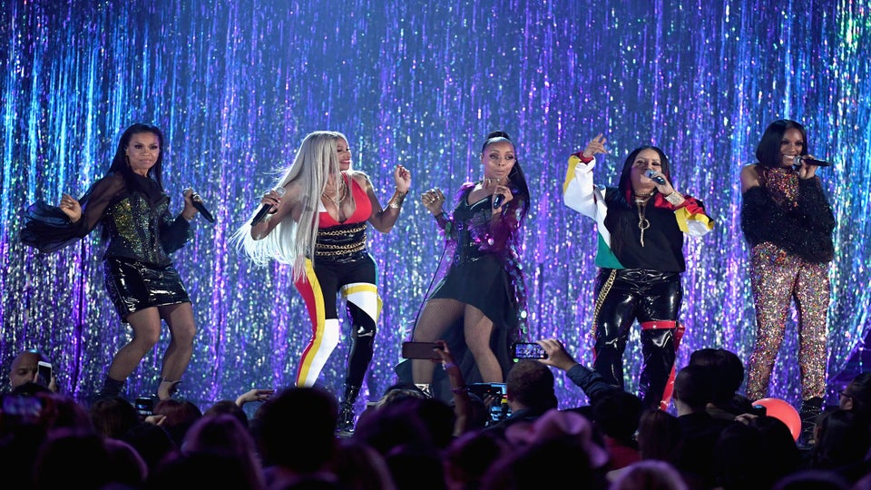 Salt-N-Pepa Bring Black Girl Magic To The Billboard Awards With Unforgettable Performance Featuring En Vogue