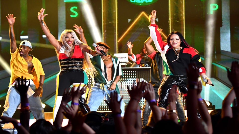 Salt-N-Pepa And En Vogue Shut Billboard Music Awards
